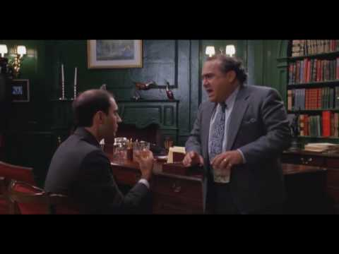 """Danny DeVito, From """"The War Of The Roses"""""""