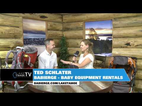 Lake Tahoe TV - Babierge - Baby Equipment Rentals