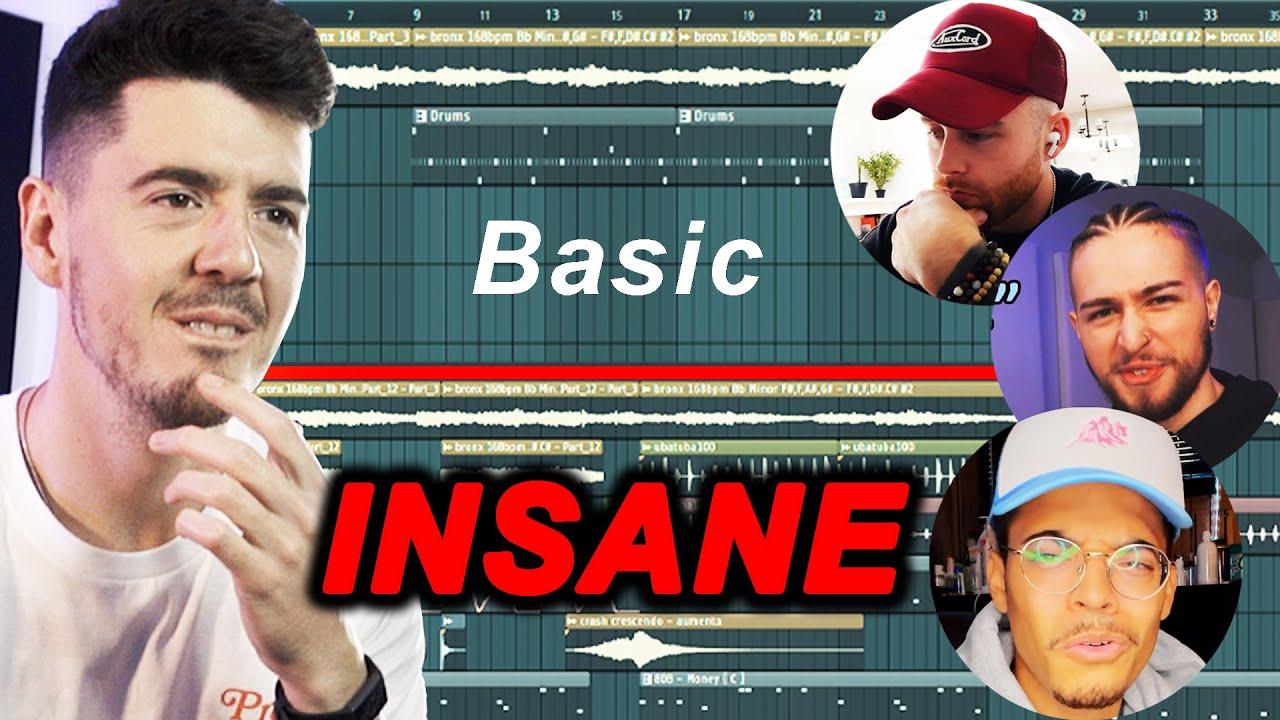 Simple Beats VS Complex Beats - What do Artists Prefer?