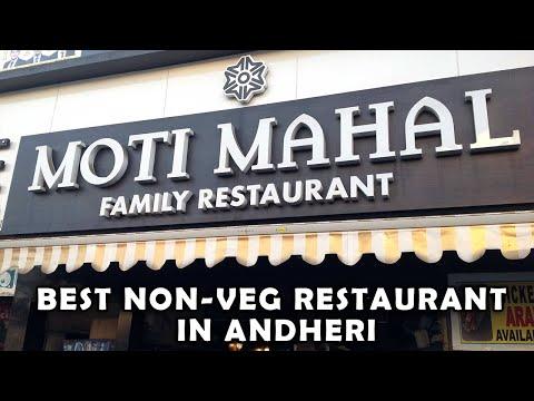 500+ Subscribers Special | Best non-veg restaurant in Andheri Moti Mahal