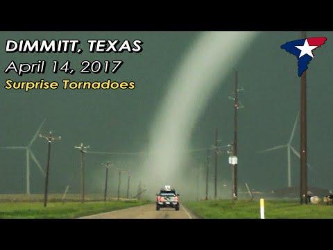 April 14, 2017 • Dimmitt, Texas Tornadoes (FULL VERSION!)