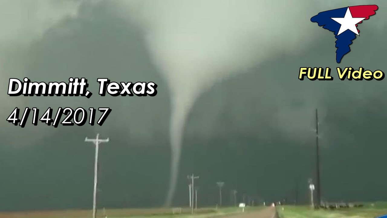 April 14  2017  U2022 Dimmitt  Texas Tornadoes  Full Version