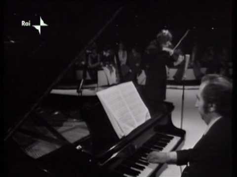 """Finale Presto dalla Sonata N°9 op. 47 in La Maggiore """"KREUTZER"""" di BEETHOVEN"""