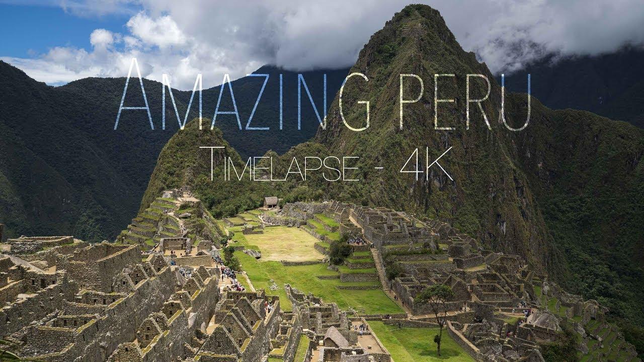 Amazing Peru | Timelapse 4K