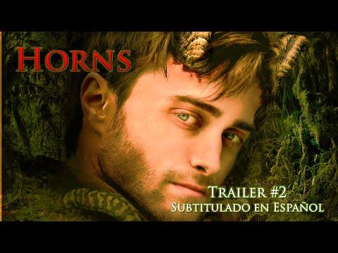 Horns 2014 Daniel Radcliffe Trailer Official #2 - Subtitulado en Español HD