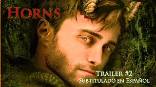 Horns 2014 Daniel Radcliffe Trailer Official #2 - Subtitulado en Español HD