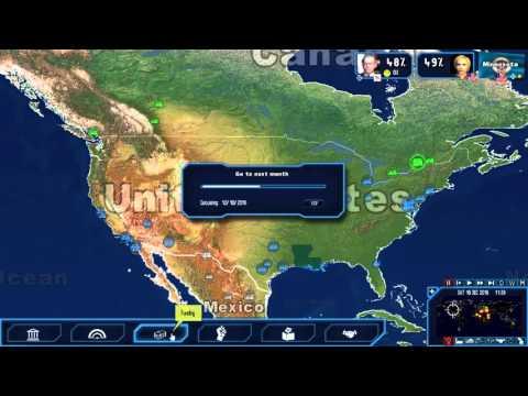 Geopolitical Simulator 4: Power & Revolution - 2016 USA Presidential Election pt. 4