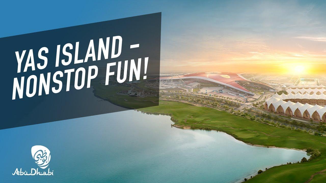 Abu Dhabi's entertainment island!   Visit Abu Dhabi
