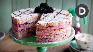 Sizzling Blackberry Marshmallow Cake Feat. Sharon Hearne Smith!