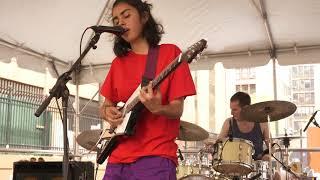 Crumb - Locket [4K] (live @ NYU Strawberry Fest 5/4/18)