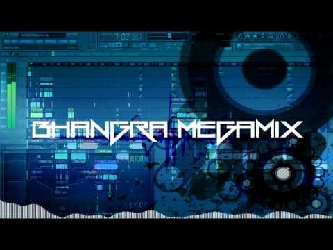 Bhangra Megamix #1 (Karan Atwal) 2014