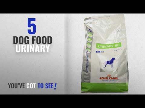 Top 5 Dog Food Urinary [2018 Best Sellers]: Royal Canin Veterinary Diet Canine Urinary SO Dry Dog