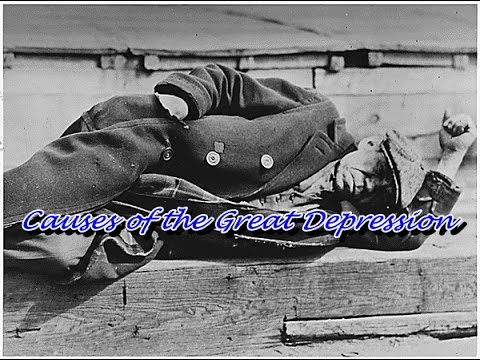 History Brief: The Causes of the Great Depression