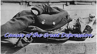 History Brief: The Causes of the Great Depression | Video