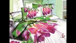 Постельное белье 3d эффект сатин фотопечать(Постельное белье 3d эффект одна из самых супер популярных тенденций в мире текстильной моды. Комплект посте..., 2014-10-11T17:00:46.000Z)