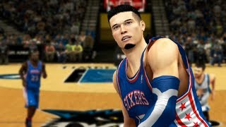 NBA 2k13 Career Mode - Eastern Conference Semi-Finals Game 3 & 4 Ep.52