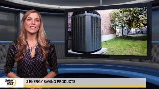 3 Energy Saving Products