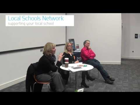 Melissa Benn Q and A after her talk on The Truth About Our Schools
