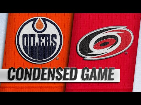 02/15/19 Condensed Game: Oilers @ Hurricanes