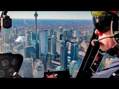 Toronto's Growing Skyline