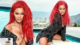Teyana Taylor POSES for PLAYBOY Magazine! Teyana talks working with Beyonce, Kanye, and MORE!