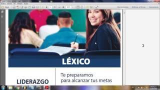 Video DESCARGAR MATERIAL DE PAMER SAN MARCOS Y INTEGRAL (MATEMATICA, LETRAS, LÉXICO, TEMARIO, ETC) download MP3, 3GP, MP4, WEBM, AVI, FLV Oktober 2018