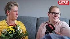Die Antenne Niedersachsen Muttertagsüberraschung - Rebecca rührt ihre Mama zu Tränen