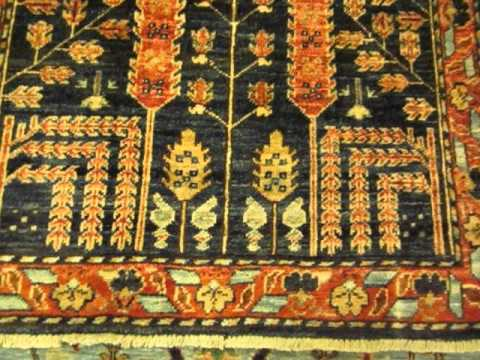 Small Oriental Rugs, Afghan and Persian from Paradise Oriental Rugs, Inc.