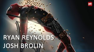 DEADPOOL 2 - Trailer 2 - German / Deutsch 2018