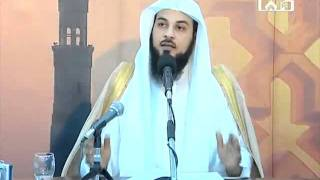الشيخ محمد العريفي - العشره المبشرون بالجنه - جنتي