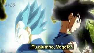 Dragon Ball Super 112 Adelanto y Preview en Español | Dash Aniston
