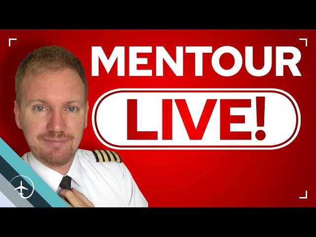 Aviation talk with Mentour pilot!