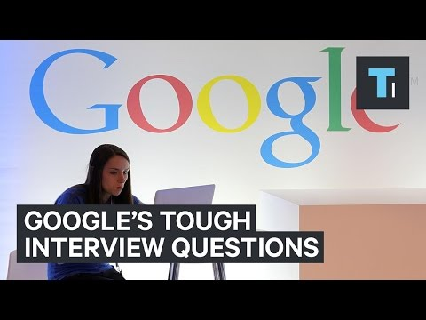 Googles Toughest Job Interview Questions