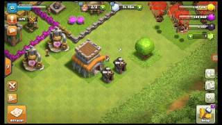 The builder out of builder house sleeping (COC master) clash of clans HINDI
