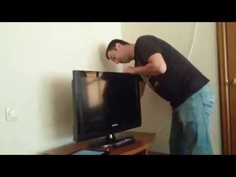 Взлом телевизора Samsung LC350, чтобы играл Mpeg4