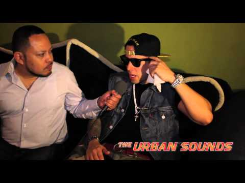 The Urban Sounds TV Interviews De La Ghetto at Belasco Night Club in DTLA!