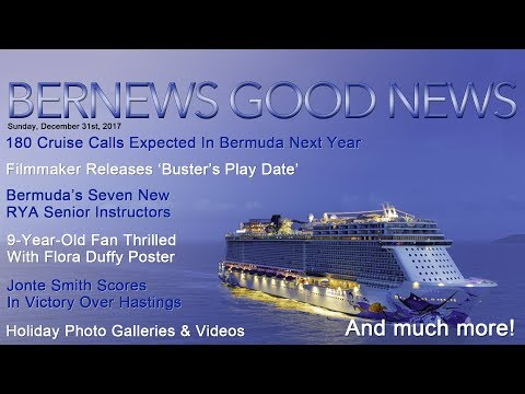 "Bernews ""Good News"" Sunday Spotlight, December 31, 2017"