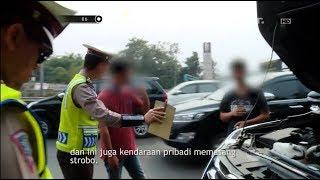 Ugal-ugalan di Jalan Tol, Mobil Pemuda Ini Ditahan - 86