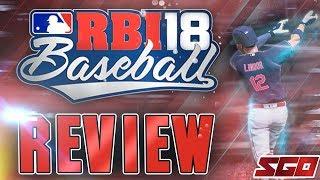 R.B.I. Baseball 18 Review