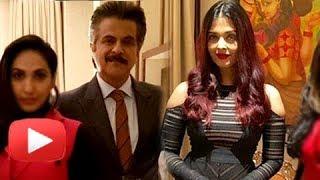 Aishwarya Rai, Anil Kapoor Celebrate Fanney Khan Wrap Party