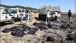 TRAUER IN ADDIS ABEBA: Mehr als 150 Tote bei Flugzeugabsturz in Äthiopien