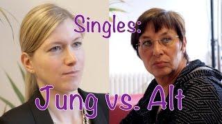 """""""Junge"""" und """"alte"""" Singles und ihre Probleme - Liebeserklaerer"""