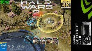Halo Wars 2 Beta 4K   GTX 1080   i7 5960X 4.5GHz