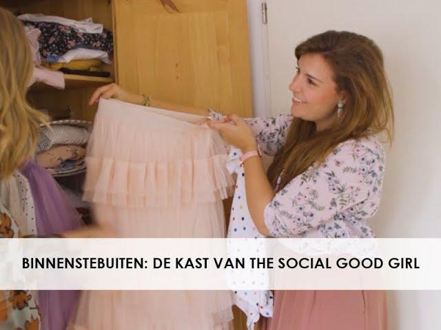 De kledingkast van The Social Good Girl Amber van Leeuwen