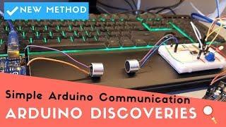 New Method: Arduino-to-Arduino Communication | Arduino Discoveries🔎