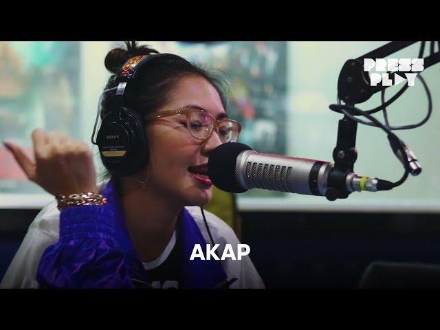 Press Play: Imago - Akap