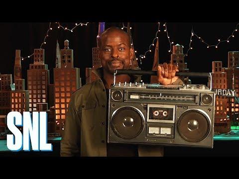 Host Sterling K. Brown Really Loves SNL streaming vf