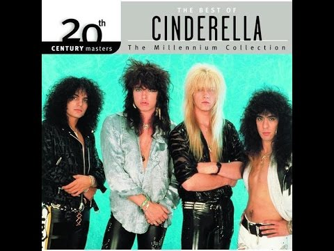 Cinderella , Greatest Hits playlist, 2+ Hours ! Best of