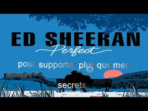 "Ed sheeran Perfect karaoke in French ""parfait"""