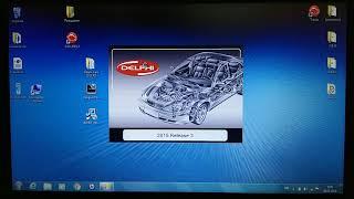 Установка та активація Autocom Delphi DS150E cars 2015.Release3